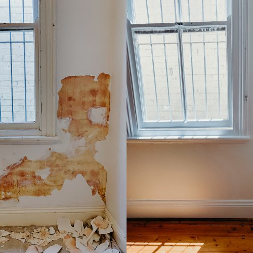Our House Interior Painting Work - Before & After 8