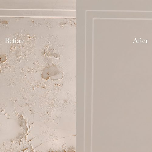 Our House Interior Painting Work - Before & After 10