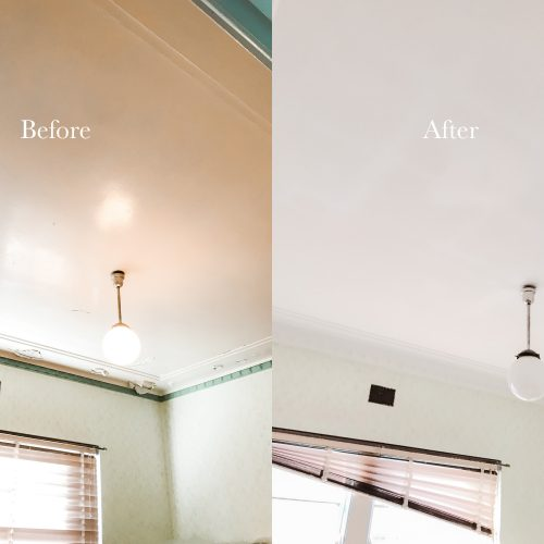 Our House Interior Painting Work - Before & After 2