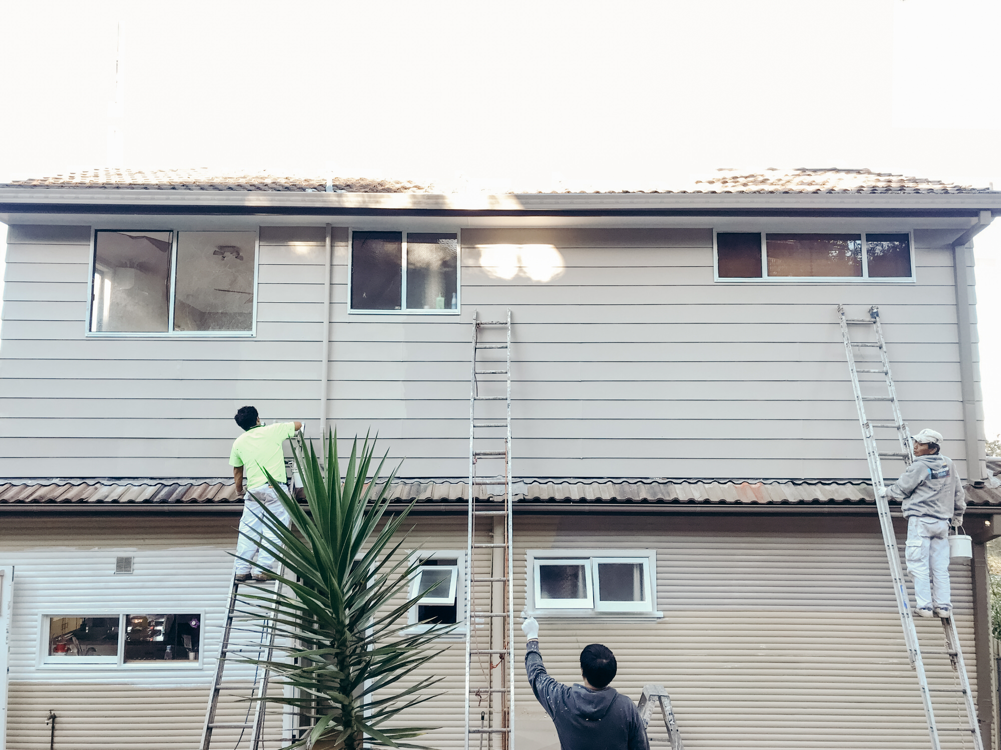 House Exterior Painting Sydney